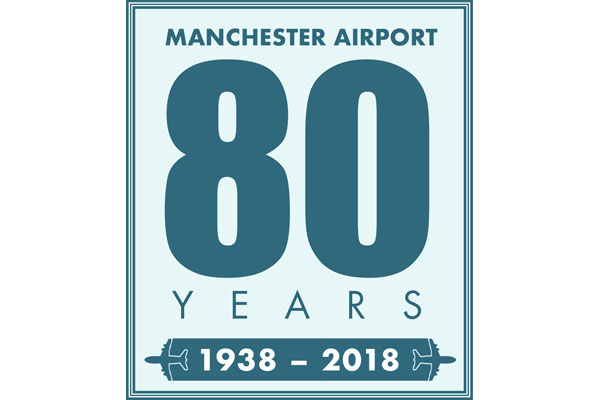 Manchester Airport set to celebrate 80th birthday