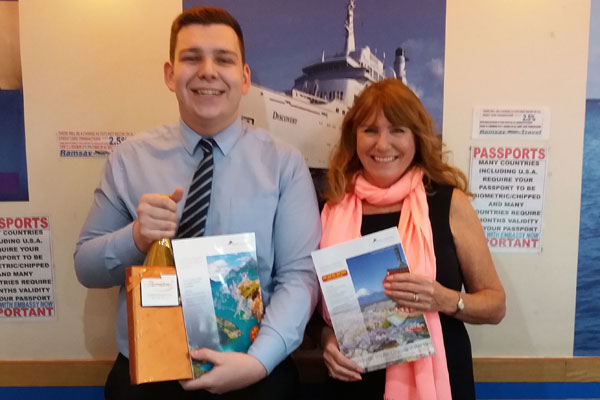 Travel agent secures £30K round the world booking after CMV fam
