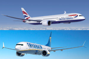 British Airways open to Ryanair feeder flights