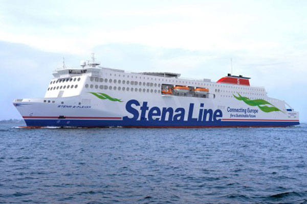 New Stena Line ferries to enter service on Dublin-Holyhead route in 2020