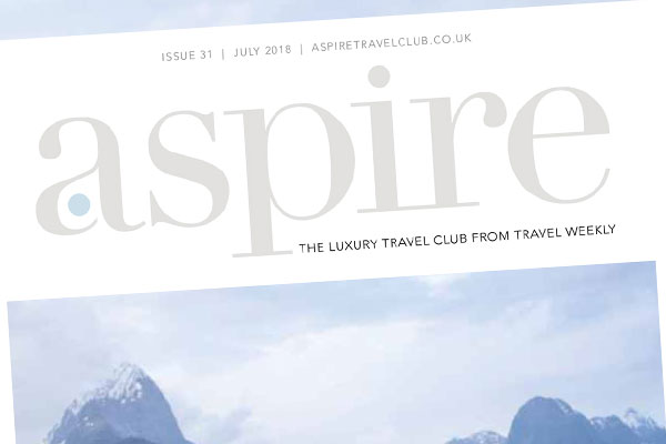 Aspire relaunches with fresh look and content