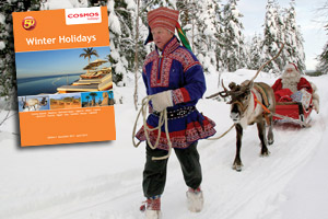 Cosmos winter 2011-2 brochure adds Majorca and Lapland