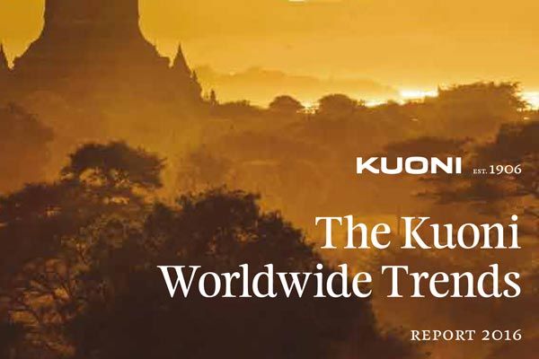 'Wish list' destinations riding high in Kuoni trends report