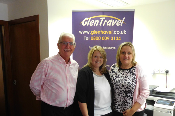 A day with… Glen Travel