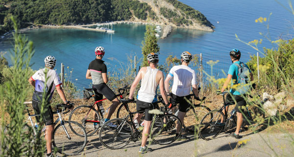 Sivota cycling