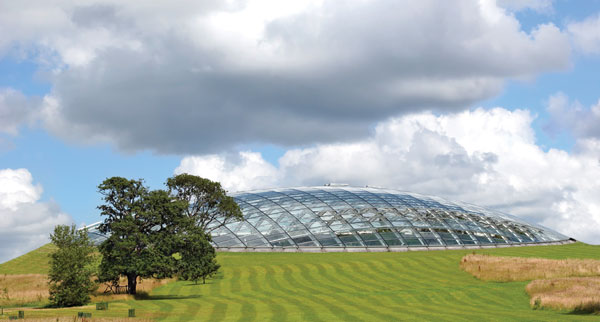 National botanical gardens of wales