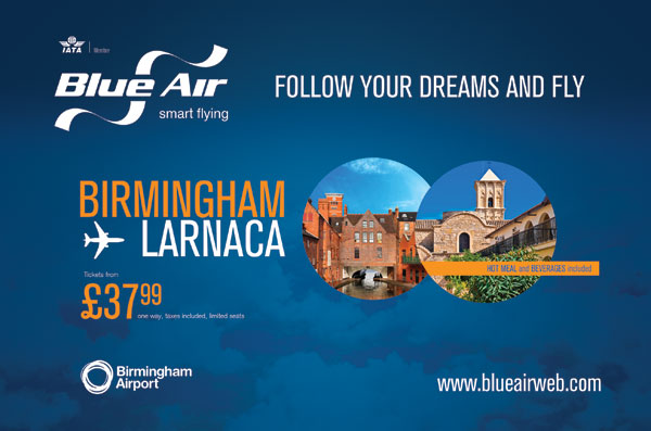 Blue Air Competition