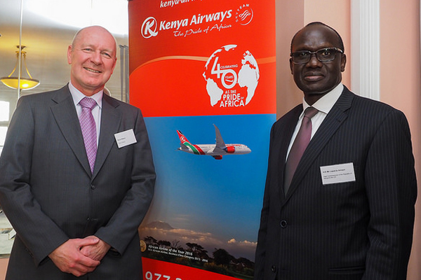 Kenya Airways upbeat as it marks 40th anniversary