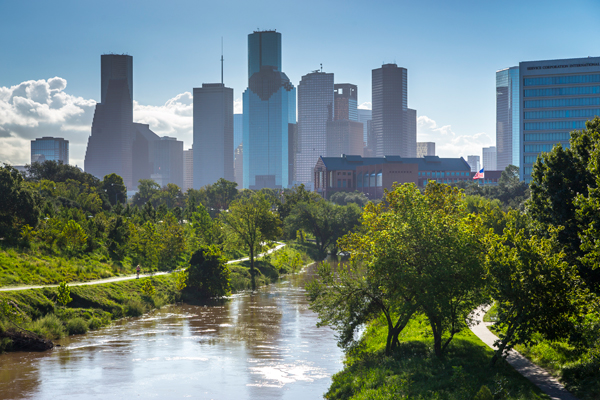 The US: 48 hours in Houston