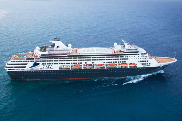 P&O Cruises Australia sells ship to CMV