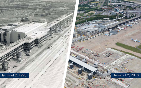 Images and time lapse video shows manchester airport transformation images and time lapse video shows manchester airport transformation travel weekly m4hsunfo
