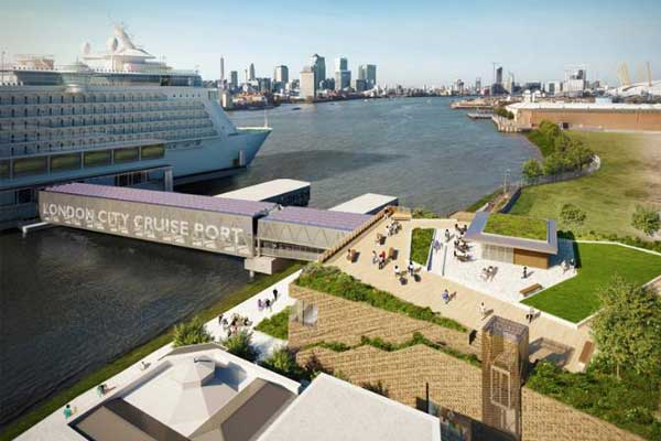 Resident groups step up opposition to Greenwich cruise terminal