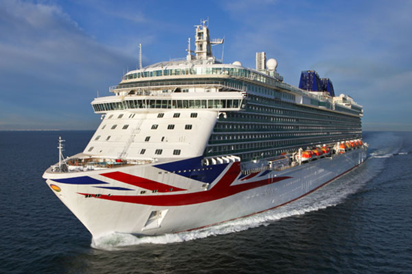 P&O Cruises ship to take centre stage on The Apprentice