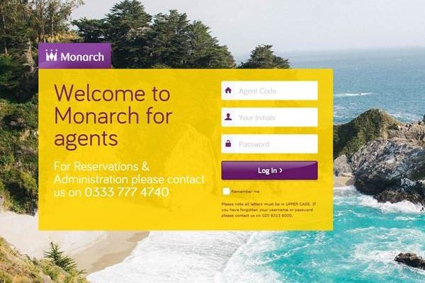 Monarch unveils new trade website