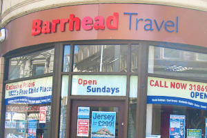 Barrhead Travel confirmed as latest accredited body