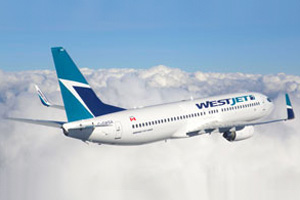 Westjet to launch Canada services from Gatwick