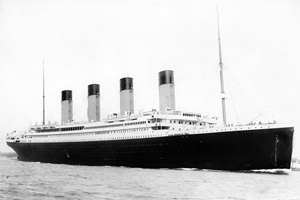 Billionaire to build Titanic II
