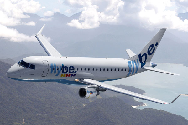 Flybe boss hails progress despite losses tripling