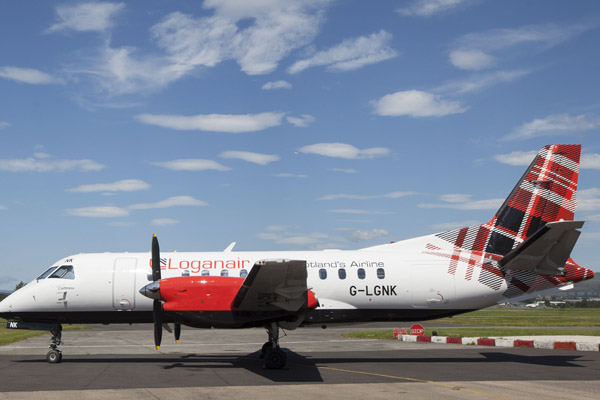 Loganair strike interline deals with Thomas Cook and Air France-KLM