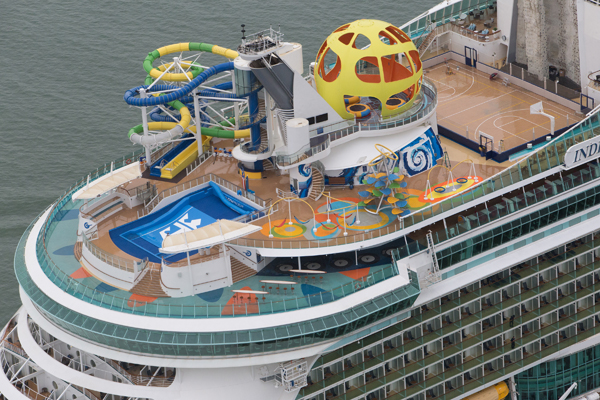 Royal Caribbean reports strong sales for Independence of the Seas