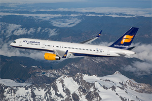 Icelandair marks 70 years of flights to Scotland with Glasgow boost
