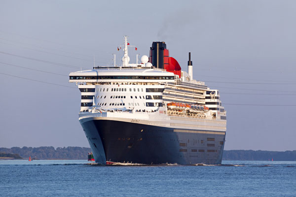 Queen Mary 2 rescues stricken sailor mid-Atlantic