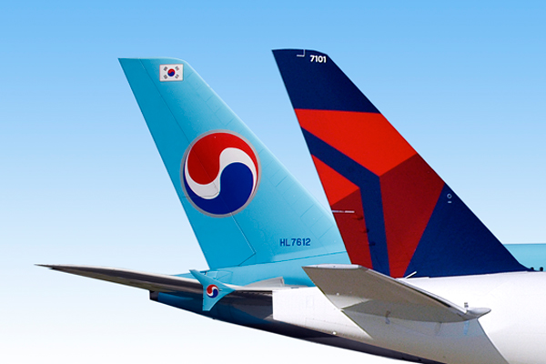 Delta and Korea Air agree trans-Pacific joint venture