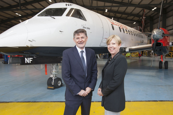 Loganair steps in to maintain Glasgow-Donegal air link