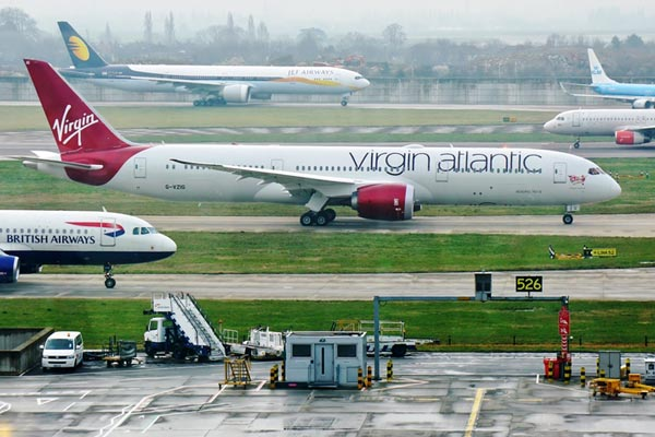 Virgin Atlantic 'unleashes value' of Heathrow slots