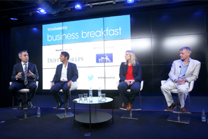 Special Report: Travel Weekly Business Breakfast – mergers and acquisitions in travel