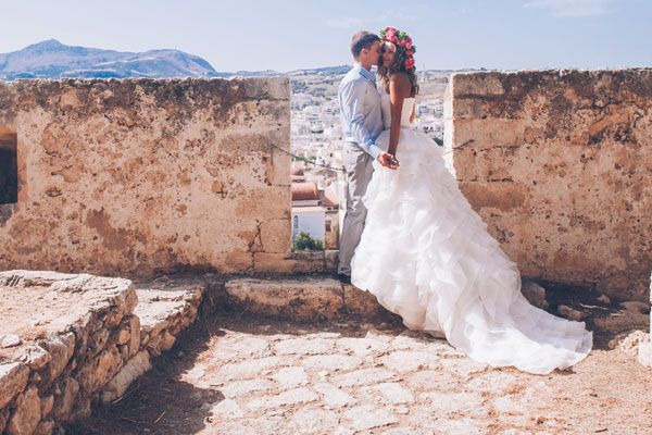 Weddings & honeymoons: Venues with a view