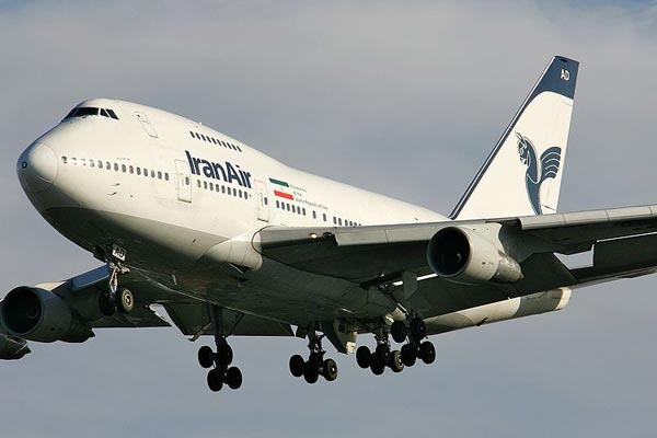 Iran Air boss confident Iata suspension will be lifted