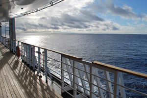 Cruise lines chart double-digit growth from Asia