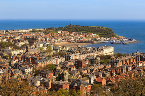 Scarborough comes second to London for domestic holiday trips