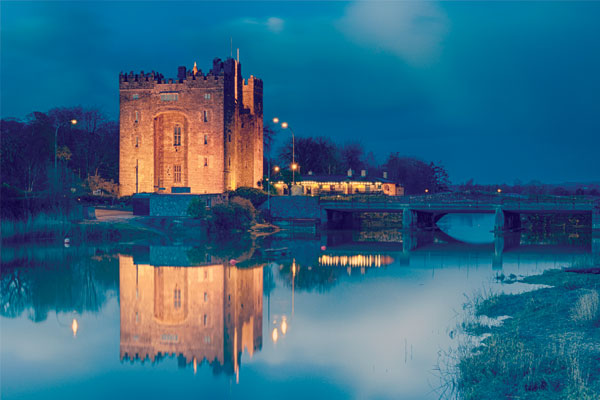 Escorted tours in Ireland