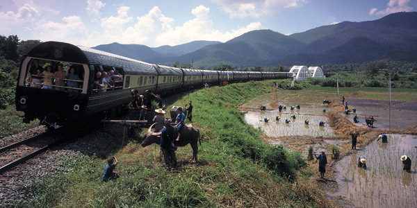 Rail: Five of the best Asian train journeys
