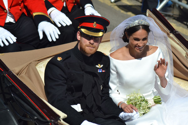 Heathrow sees Royal Wedding bounce with record passenger numbers