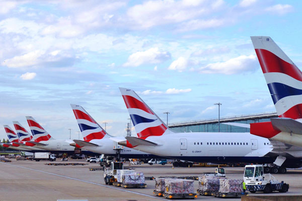 BA under fire for flight cancellations