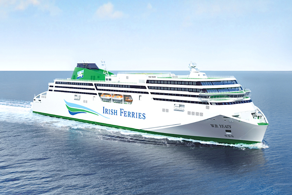 Irish Ferries profits hit by higher fuel costs
