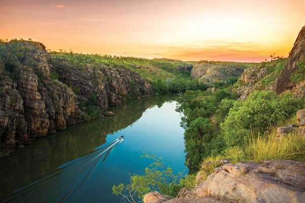 Australia: Road trip in Northern Territory