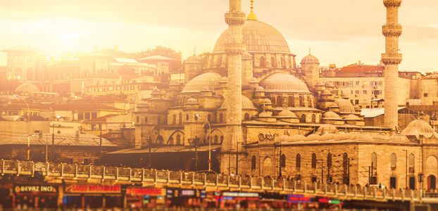 Turkey, Istanbul: Top of the stops