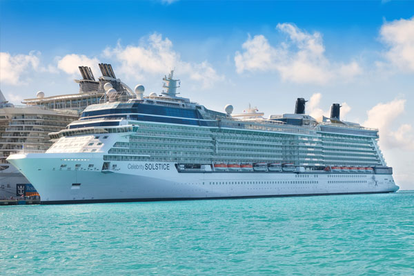 Celebrity Solstice set for $8.5m revamp