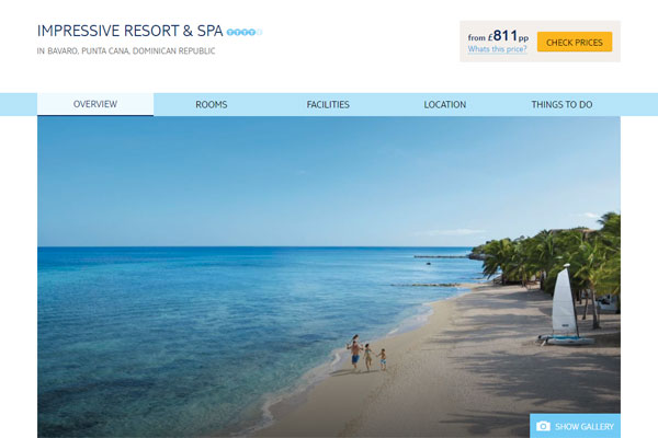 Tui apologises for 'confusion' over re-named resort