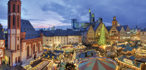 German Christmas markets: The main event