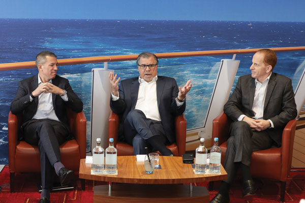 Special Report: Norwegian Cruise Line Holdings round-table