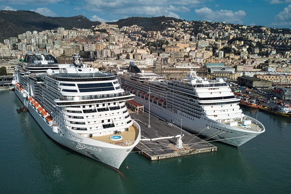 MSC Cruises resumes sailings after pause in operations
