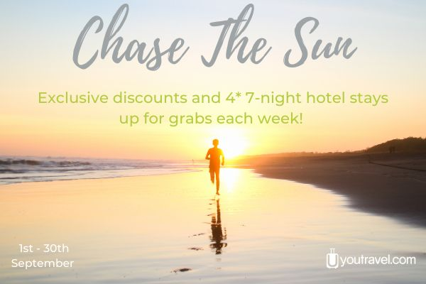 Chase the sun: Win a seven-night Cyprus stay with Youtravel.com