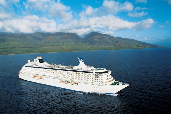 Crystal Cruises will require passengers to be vaccinated