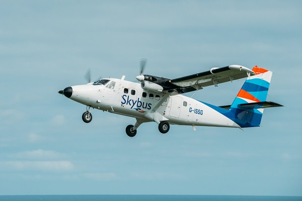 Flights from Newquay to Isles of Scilly to resume this spring