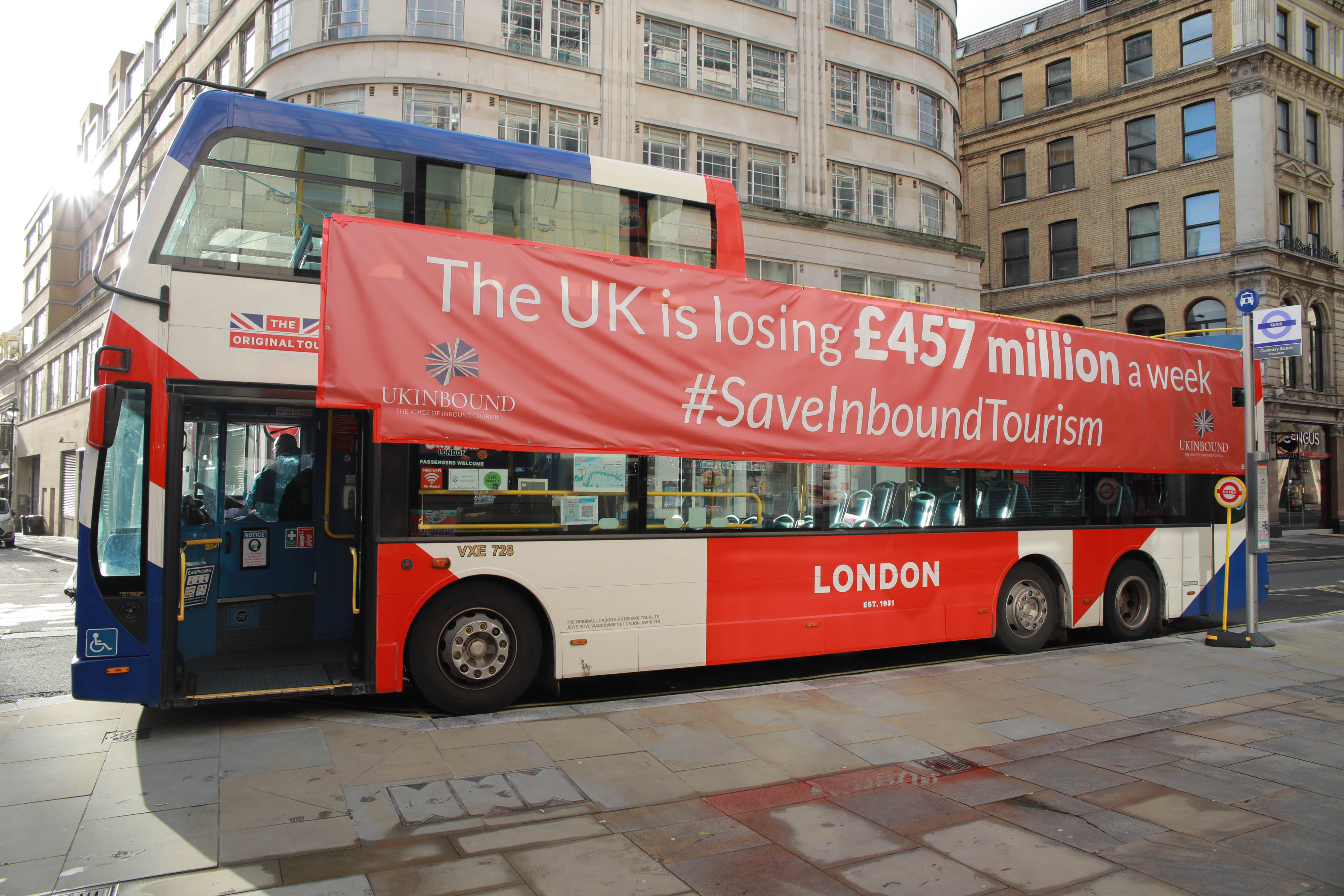 UK tourism groups excluded while 'sexual entertainment' venues supported